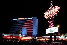 Le Stardust a ouvert ses portes en 1958 et a été démoli en 2007. Quel thème avait cet hôtel-casino ?