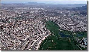 En 2010, l'agglomération de Las Vegas comptait environ :