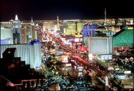 Lequel n'est pas un surnom attribué à Las Vegas ?