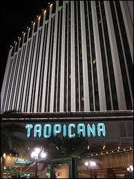 Quel spectacle permanent y a-t-il au Tropicana ?