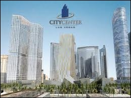 Le  City Center Las Vegas  est un complexe urbain à usages multiples. Quel bâtiment est le plus haut, sachant que le plus petit est  The Crystals  ?