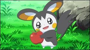 Qui est ce Pokémon friand de pommes ?