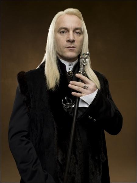 Qui interprète Lucius Malefoy dans les films d'Harry Potter ?