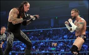 Cm Punk a-t-il déjà battu Undertaker dans un match de soumission ?