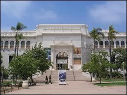 Quel est ce bâtiment du Balboa Park ?