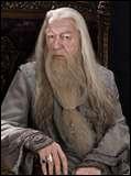 Le nom de Dumbledore est :