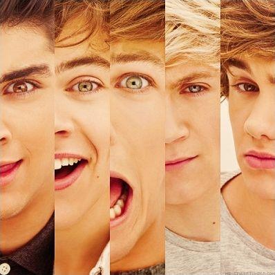 Connais-tu tout des One Direction ?