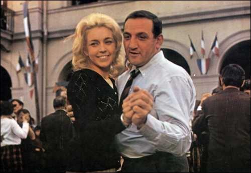 Quel acteur joue dans  les Grandes gueules  de Robert Enrico, aux côtés de Ventura et Marie Dubois en 1965 ?