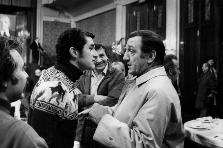 Quel est ce film de Claude Lelouch sorti en 73 dans lequel on rencontre Françoise Fabian ?