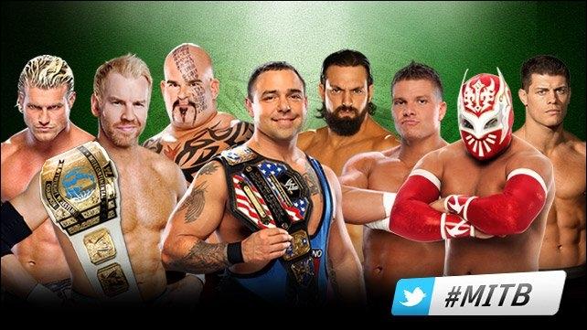 Qui a gagné le  Money in the bank ladder match  de SmackDown ?