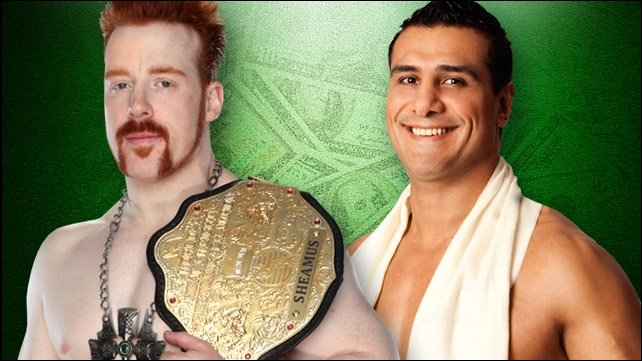 Qui a gagné le  World heavyweight championship match  ?