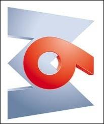 Oups ! J'ai renversé ce logo ! De quelle chaîne s'agit-il ?