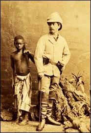 Que cherchait David Livingstone (1813-1873) quand il fut retrouvé par John Stanley (1841-1904) ?