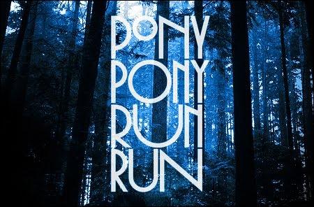 En quelle année le groupe Pony Pony Run Run est-il apparu ?