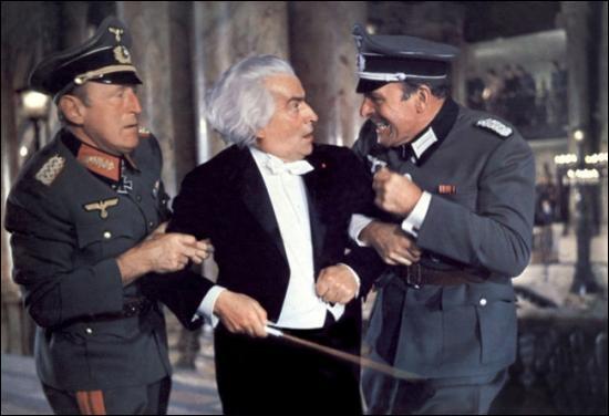 Quelle oeuvre musicale a fait répéter Stanilas Lefort (Louis de Funès), à l'Opéra de Paris, dans le film  La Grande Vadrouille  ?