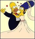 Avec qui Marge est-elle mariée ?
