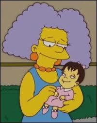 Comment s'appelle la fille adoptive de Selma ?