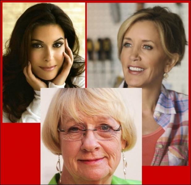 Ces femmes ont subi de graves problèmes de santé. Mais parmi elles, une seule n'a pas eu le cancer, qui est-ce ?