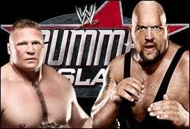 Combien de fois L'Undertaker a-t-il battu Brock Lesnar et Big Show en Match Handicap ?