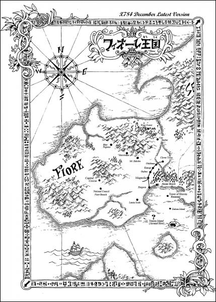 Dans quel royaume se trouve la guilde de Fairy Tail ?