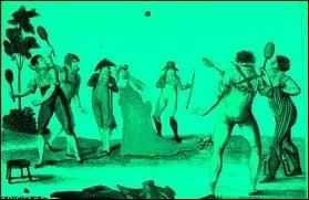 De quel jeu contemporain le jeu de paume est-il l'ancêtre ?