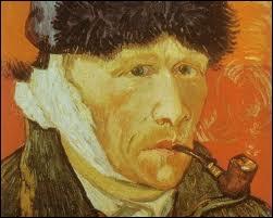 Quel peintre s'est coupé l'oreille ?