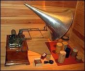 Qui inventa le phonographe ?