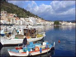 Comment s'appelle la principale presqu'île grecque ?