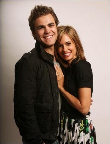 Avec qui Paul Wesley (Stefan) a-t-il été marié ?