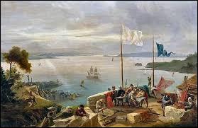 Quel explorateur, fondateur de Québec, souhaitait favoriser la colonisation de l'Amérique du Nord par les Français ?