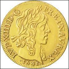 Quelle nouvelle monnaie Louis XIII fait-il frapper en 1640 ?