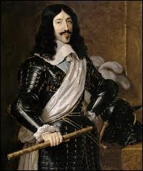 Louis XIII est né en 1601 au chateau de Fontainebleau. De quel monarque était-il le fils ?