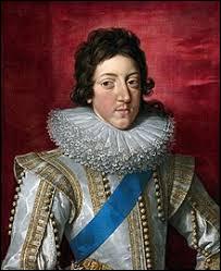Quel était le surnom de Louis XIII ?