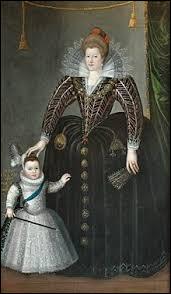 Son père décède alors qu'il n'avait que 8 ans. La Reine-mère assure la régence pendant la minorité de son fils. Quel est son nom ?