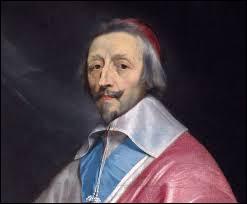 Le cardinal de Richelieu est le Premier ministre emblématique du règne de Louis XIII . Quel est son véritable nom ?