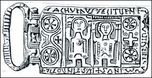 Les Burgondes, peuple germanique, se sont installés en...
