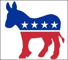 Aux Etats-Unis, quel parti politique a choisi ce logo pour le représenter ?
