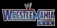 Qui a affronté Undertaker à Wrestlemania XIX (19) ?