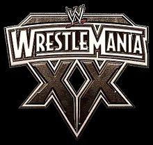 Qui a affronté Undertaker à Wrestlemania XX (20) ?