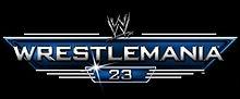 Qui a affronté Undertaker à Wrestlemania XXIII (23) ?