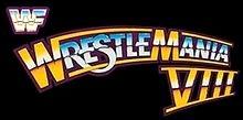Qui a affronté Undertaker à Wrestlemania VIII (8) ?