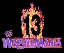 Qui a affronté Undertaker à Wrestlemania XIII (13) ?