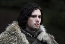 Quelle est la particularité du loup de Jon Snow ?