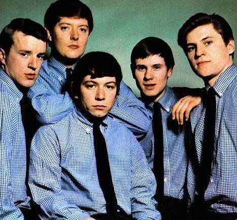 Groupes musicaux des années 1960