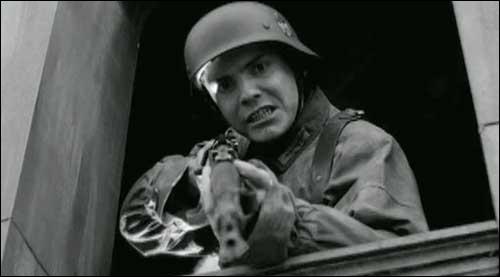 Quel est le titre du film de propagande de Goebbels qui met en lumière le soldat Frederick Zoller ?