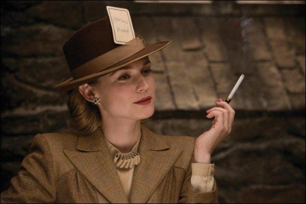 Quelle actrice allemande interprète le rôle de Bridget Von Hammersmark, qui est du côté des Alliés ?