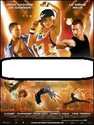 Quel est ce film de danse ?