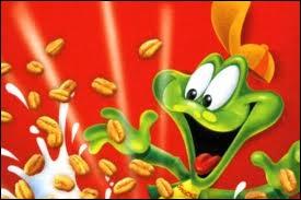 Quelles céréales sont représentées par ce personnage ?