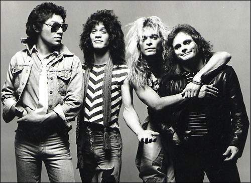 Groupe de hard-rock américain formé en 1972. 'Eruption' qui se trouve sur le premier album du groupe sorti en 1978, fait partie des solos les plus célèbres de l'histoire du rock.