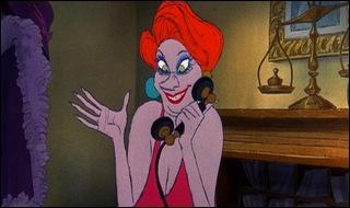 Qui est l'acolyte de Mme Médusa ?